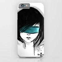 close my eyes iPhone 6 Slim Case