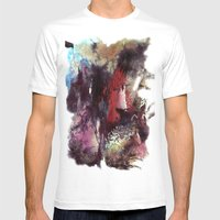 ejderha vadisi Mens Fitted Tee White SMALL