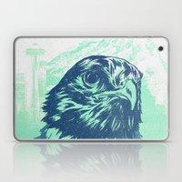 Go Hawks Laptop & iPad Skin