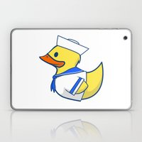 Sailor Duck Laptop & iPad Skin