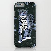 Midnight Jaguar iPhone 6 Slim Case