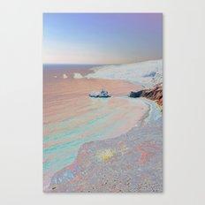 Chromascape 2 (Cyprus) Canvas Print