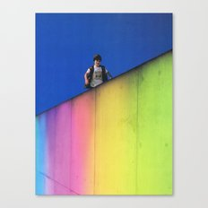 The Popular Condition Canvas Print