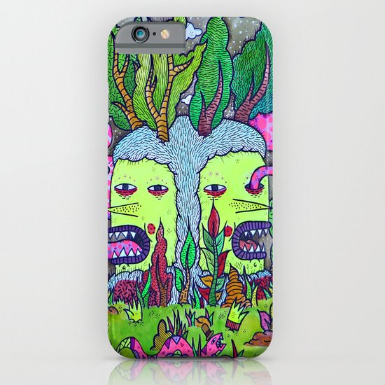 Where The Tree Goblin Grows iPhone & iPod Case