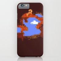 Brick Breaker iPhone 6 Slim Case