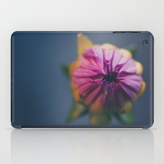 Ready to Bloom, in color iPad Case