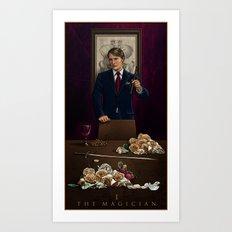 I. The Magician Art Print