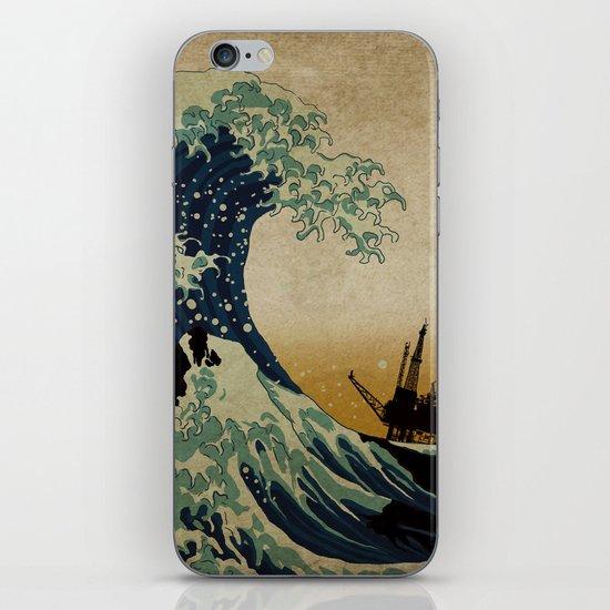 New Wave iPhone & iPod Skin