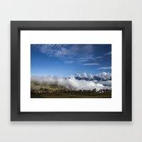 Its below Framed Art Print