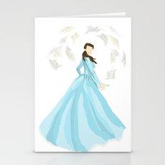 eliza schuyler hamilton Stationery Cards