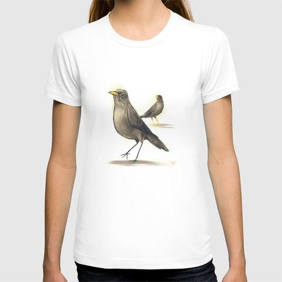 Chilean Fieldfare T-shirt