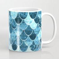 REALLY MERMAID SILVER BLUE Mug