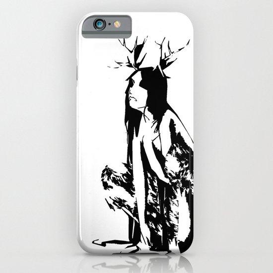 satyr iPhone & iPod Case