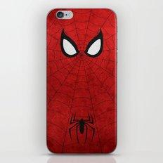 Spider-Man iPhone & iPod Skin