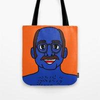 Tobias Funke Tote Bag