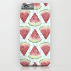 Watermelon Picnic iPhone 6s Slim Case