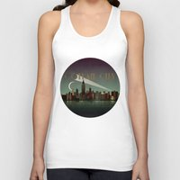 Gotham City Unisex Tank Top