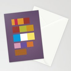Minimal Scooby Doo Gang Stationery Cards