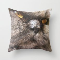 But I want his wings Throw Pillow