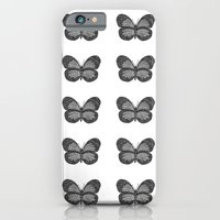 iPhone & iPod Case featuring BUTTERFLY3 by silb_ck
