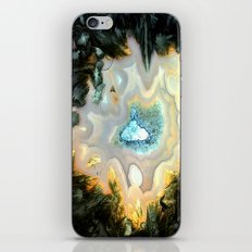 Geode Fairyland - Inverted Art Series iPhone & iPod Skin