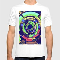 Wistful #1 Mens Fitted Tee White SMALL