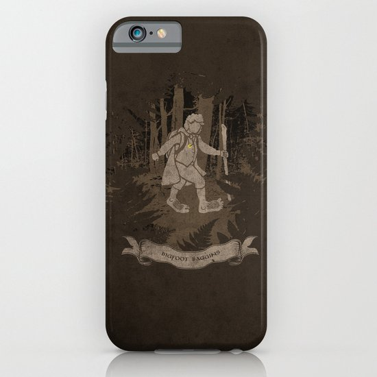 Bigfoot Baggins iPhone & iPod Case
