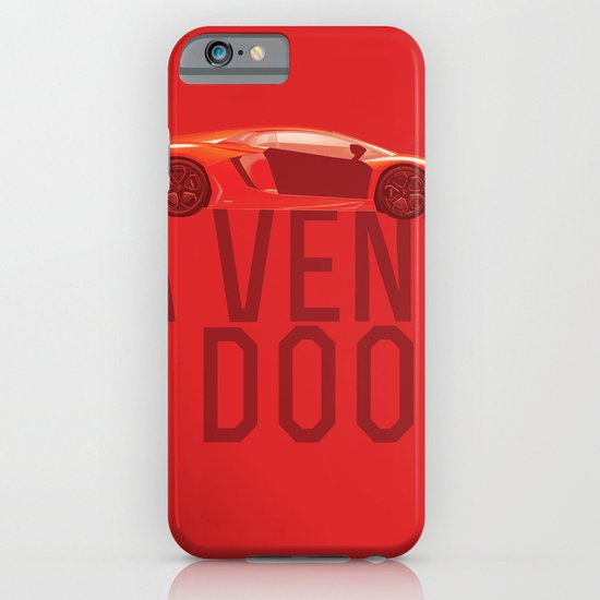 A Vent, A Door iPhone & iPod Case