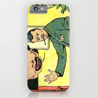 iPhone & iPod Case featuring vampire bubbles by Lanny Quarles