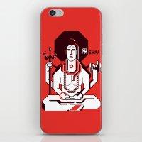 Shiva iPhone & iPod Skin