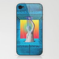 Blessings iPhone & iPod Skin