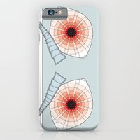 iPhone & iPod Case featuring Eye Robot by ARTbyGUNTHER