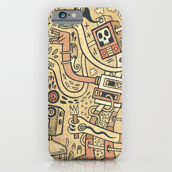Arbracosmos iPhone & iPod Case