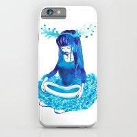 Baby Blue #4 iPhone 6 Slim Case