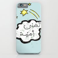 iPhone & iPod Case featuring Make a Wish by Fatimah khayyat