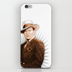 Kirk G iPhone & iPod Skin