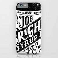 iPhone & iPod Case featuring Don't Be Stupid Elixir by Chá de Polpa