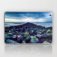 Road To The Sea Laptop & iPad Skin