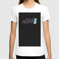 2014 My year!  Womens Fitted Tee White SMALL