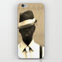 original gangsta iPhone & iPod Skin