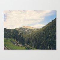 Colorado   Canvas Print