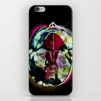 Head (Anatomy 08) iPhone & iPod Skin