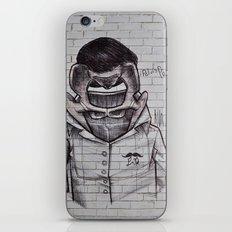 Pelvis Presley iPhone & iPod Skin