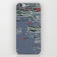 water call. iPhone & iPod Skin