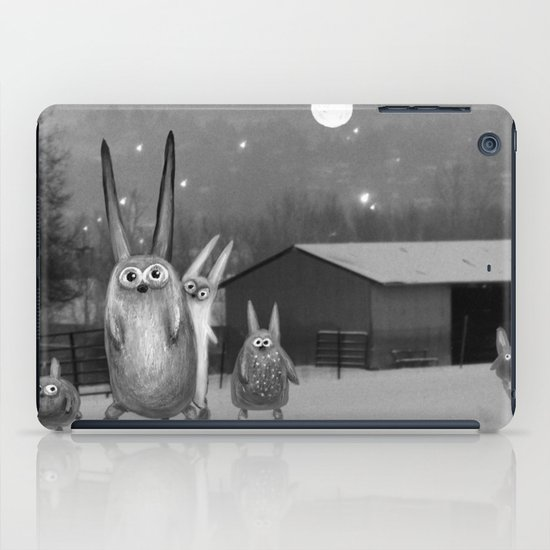 Night Scene iPad Case