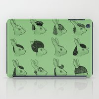 Hare Styles iPad Case