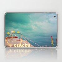 At The Circus Laptop & iPad Skin