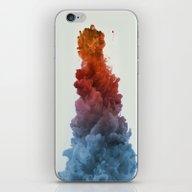Ink Rainbow iPhone & iPod Skin