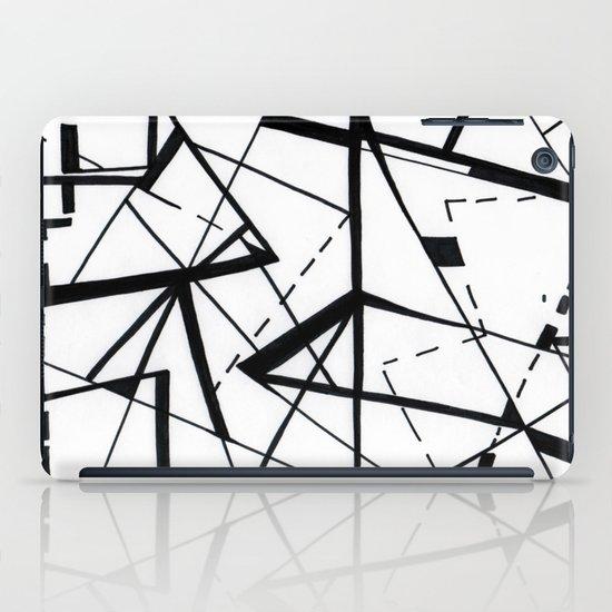 sharp iPad Case
