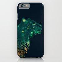 Space Tiger iPhone 6 Slim Case